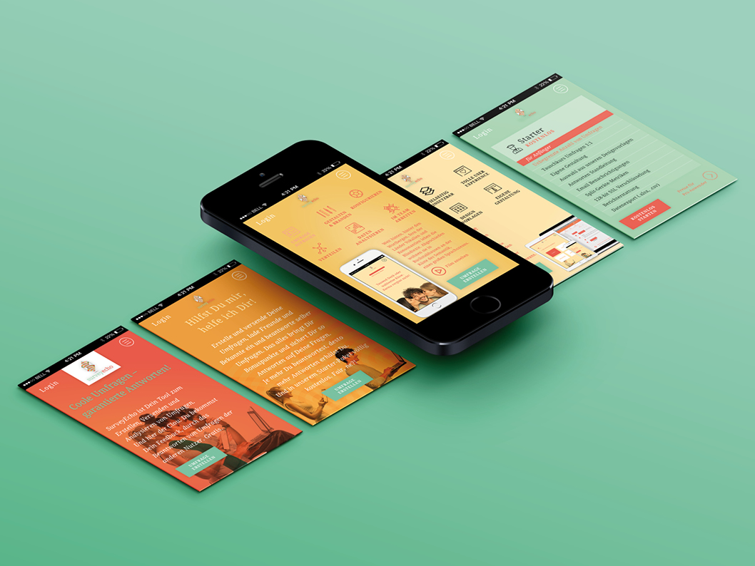 mobile first webdesign